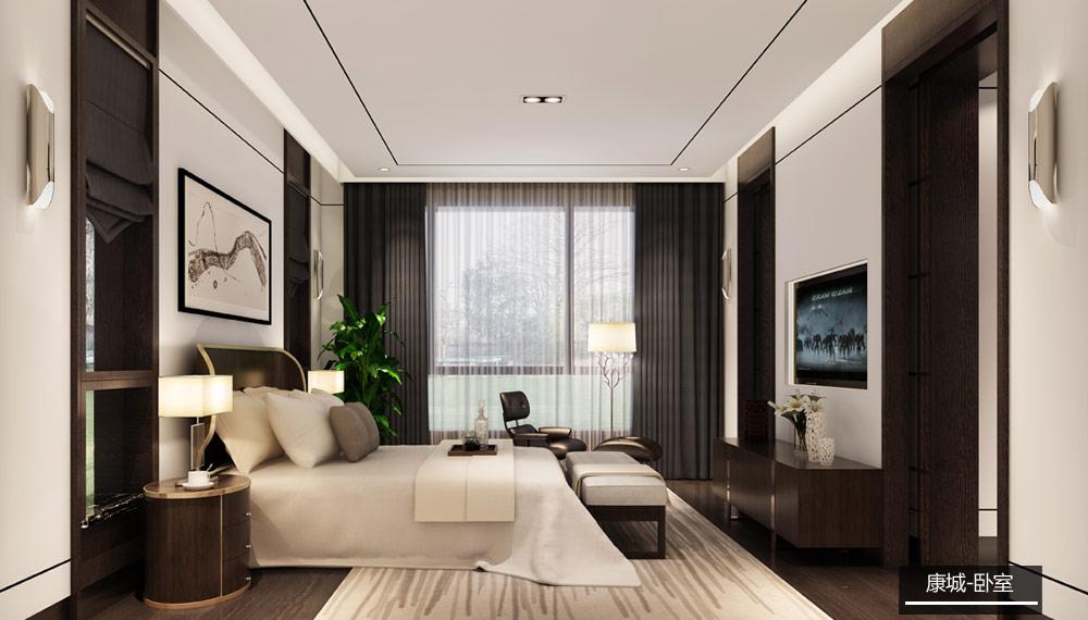 康城-卧室