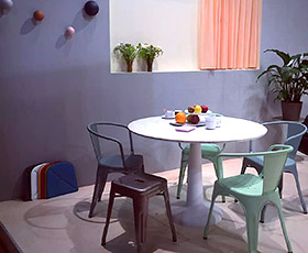 TOLIX休闲桌椅
